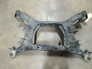 2013 Subaru Brz/frs/86 2.0l Rear Chassis Cross Member Subframe Assembly Oem 3296