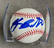 Bruce Springsteen Signed Autograph Omlb Baseball - Born In The Usa E Street Band