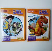 Imaginext Toy Story And Dinosaurs Game Fisher Price For Ixl Learning System T Rex