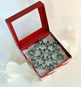 Randm 7.5 Inch Giant Snowflake Cookie Pie Cutter Christmas Holiday Gift Bundle