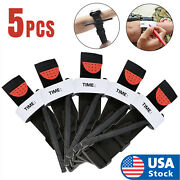 5 Pcs Tourniquet Rapid One Hand Application Emergency Outdoor First Aid Kit Usa