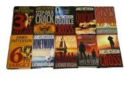 James Patterson Maximum Ride, Quickie, Double Cross, 3rd Degree, Sail Lot Of 10