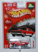 2004 Hot Wheels Holiday Rods Red '67 Camaro Limited Edition Larry Wood