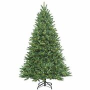 Vickerman 9and039 Dixon Mixed Pine Artificial Christmas Tree With 1000 Warm White ...