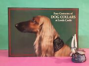 Four Centuries Of Dog Collars At Leeds Castle/collections/antiques/yorkshire, Uk