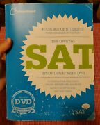 The Official Sat Study Guide By College Board Staff 2012 Edition With Dvd