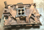1961 1962 And Other Ford Thunderbird Oem Cast Iron Intake Manifold C1ae-9425-b 1c1