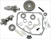 Sands Cycle 551 Ez Easy Start Gear Drive Cams .550 Lift Harley Twin Cam 99-06