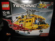 Lego Technic Rescue Helicopter  9396 Unopened As New