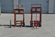 Rol-a-lift Dolly M-10 And M-4-6 Miss Match Set