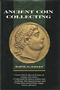 Ancient Coin Collecting 1996 Wayne Sayles Autographed