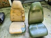 1973 Challenger Bucket Seats Will Fit 70-74