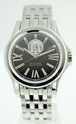 Bulova Accutron Kirkwood 63a103 Automatic Stainless Steel Mens Watch