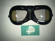 Transition Grey Or Brown Multifocal Halcyon Motorcycle-flying Stadium Goggles