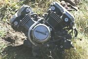 1982 Honda Vf 750 S Oem Engine Partand039s Only