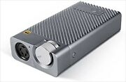 Stax Portable Driver Unit Srm-d10 For Exclusive Ear Speaker Stax Dac Mounted