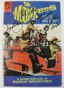 The Monkees Signed Autograph Comic Book By All 4 Davy Jones, Nesmith, Tork +