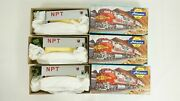 Athearn Ho Northern Pacific Np Kenworth W/ 40' Trailer Kit - 3 Sets 05137 S4