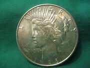 1928-s Peace 90 Silver Dollar-low Mintage-luster-great Details-uncirculated-8