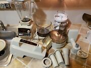 Oster Regency Kitchen Center - Mixing Guide - 10 Speed - 4 Blades - Great...