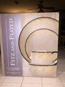 Fitz And Floyd® The Fattoria Collection 16-pc. Dinnerware Stoneware Set