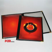 Bistro Menu Cover 2 Pocket All With Free Freight