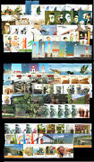 2008 Portugal, Azores And Madeira Complete Year Mnh Stamps.