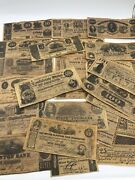 1803-1845 And Gettysburg Address Antiqued Repro Paper Collectibles