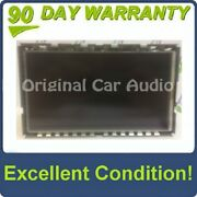 2012 - 2013 Land Rover Range Rover Discovery Sport Oem 8 Inch Touch Screen