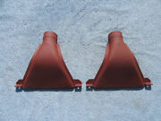 1947 48 49 50 51 52 53 Chevy Truck Dash Defrost Vents Oem Pair