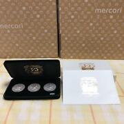 Tokyo Disney Resort 30th Anniversary The Happiness Year Sterling Silver Medal