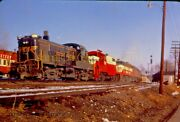 Duplicate Slide Western Maryland Rr Alco Rs3 198 Action Nice