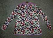 Matilda Jane Womens Once Upon A Time Dusk Or Dawn Tunic - Size Xs - Nwt