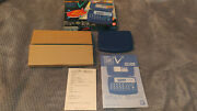 Bandai Terapict V Personal Communication Tool And Electronic Game 1994 In Box