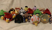 Angry Birds Plush Collection 16