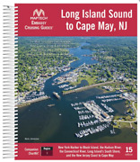 Maptech Embassy Guide Long Island Sound To Cape May Nj
