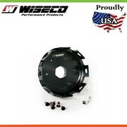 Wiseco Forged Clutch Basket For Honda Cr80r 80cc 1986-2002