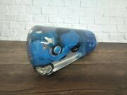 Underwater Diecast Blue Scooter Motorcycle Gear Shift Shifter Knob Acrylic Resin