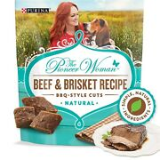 The Pioneer Woman Grain Free, Natural Dog Treats, Beef And Brisket Recipe