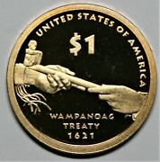 2011 S Native American Sacagawea Dollar Superb Gem Dcam Proof Condition Us Coin