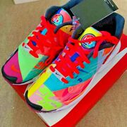 Nike Air Max2 Light Qs Atmos Us9 Multi Color Sneakers 27cm New