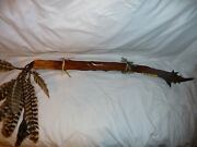 Authentic Potawatomi Indian Blessed Medicine Stick 30 Long