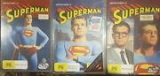 Adventures Of Superman Dvd The Complete 1952 Tv First Second Third Fourth Season