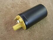 New Repro. 1956 - 1973 Ford Yellow Top 12v Coil Mustang Fairlane Torino Truck ++