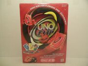 New Mattel Uno Flip Family Card Game N7857 Kids Adults Players Target Guy 2009
