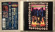 Circus Of Power - Vices Japan First Press Cd W/obi Bmg Victor Inc. Bvcp-5