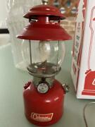 Coleman Lantern 200 A 1/2 Limited Edition Led Near Mint Free Shipping From Japan