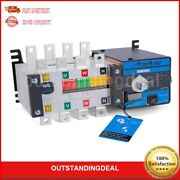 4p 160a Automatic Transfer Switch Single Three Phase Ac Diesel Generator Parts