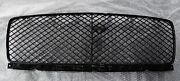 2020 Bentley Continental Gt Front Grille Gloss Black 3sd853667a Genuine. New