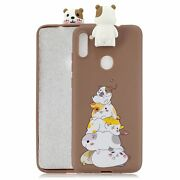 For Samsung A11 Soft Tpu Back Cover Cartoon Painting Mobile Phone Case Shell ...